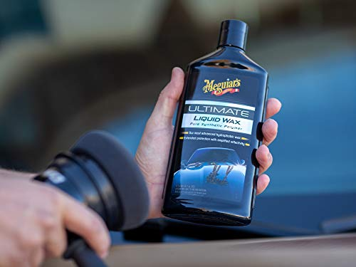 Meguiar's G18216 Ultimate Liquid Wax - 16 oz. by Meguiar's (Image #6)
