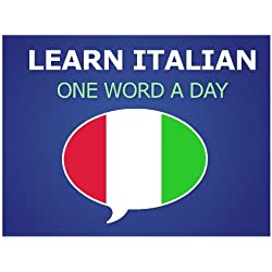 Learn Italian: One Word a Day