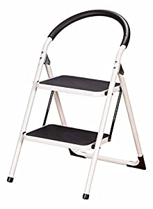 Amazon Com Easycomforts Step Ladder Stool Combo Kitchen