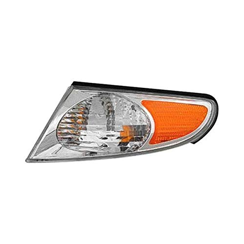 Value Parking Lamp Assembly Front Left Driver Side For Toyota Solara OE Quality Replacement Sawyer Auto