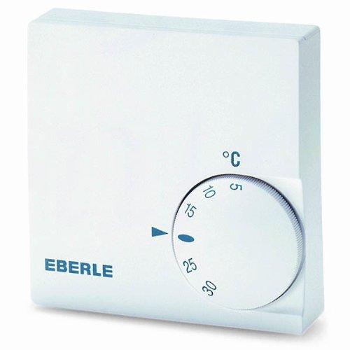 EBERLE 111110151100 Eberle RTR - E 6121 Raumtemperaturregler: Amazon ...