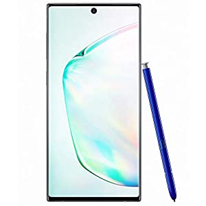 Samsung Galaxy Note 10 SM-N970F/DS 256GB 8GB RAM (Factory Unlocked) 6.3″ (GSM ONLY, No CDMA) – International Version (Aura Glow)