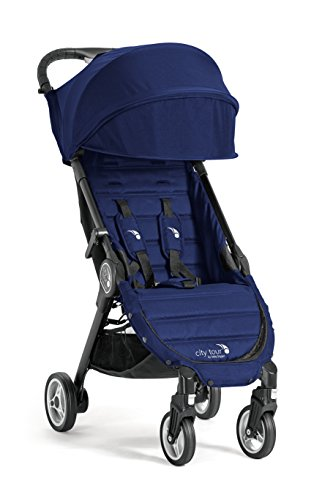 Image of the Baby Jogger City Tour stroller, Cobalt