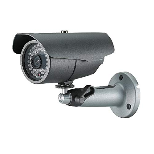 HD-SDI Network Bullet Camera with 6mm Fixed Lens, 2MP, 1080p@30FPS, IR LEDs, 12V DC, PoE - Business Grade HD SDI Outdoor IP Security Camera