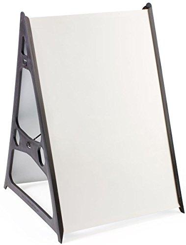 """Displays2go 36"""" A-Frame Sidewalk Sign Frames for Restaura..."""