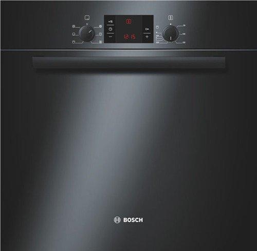 Bosch HBA43B260B - Horno (Horno eléctrico, 58 L, Negro, 595 mm ...