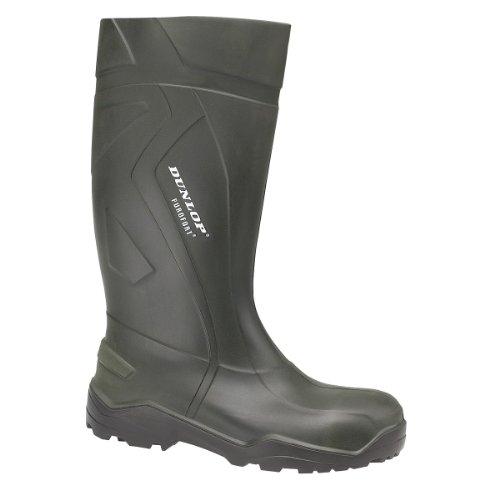 Stivali da Dud760943 uomo Purofort verdi Plus Dunlop nq8wxgtI6g