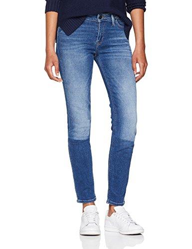 Blu Rr Lee Jeans blue Donna Elly Doodle Hqw8Ot