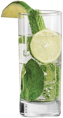 Circleware Mojito Sling Glass Cocktail Drinking Glasses