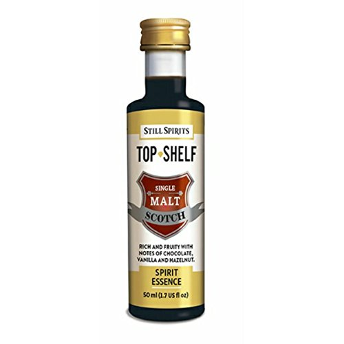 Single Malt Vanilla Wine - Still Spirits Top Shelf Single Malt Scotch 50ml Essence Flavours 2.25L