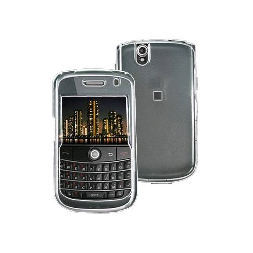 Plastic Protector Case for Blackberry Tour 9630 (Clear) ()