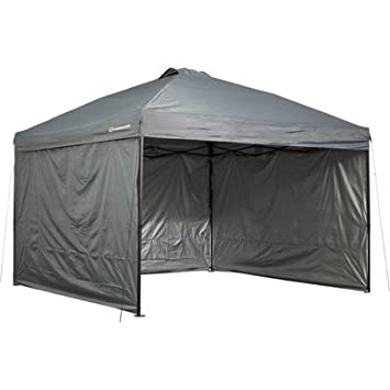 Strongway Straight Leg Outdoor Canopy Tent Side Wall – 12ft. x 12ft.