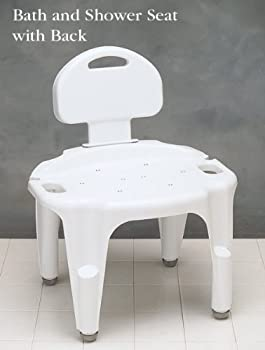 Universal Bath Seat with Back