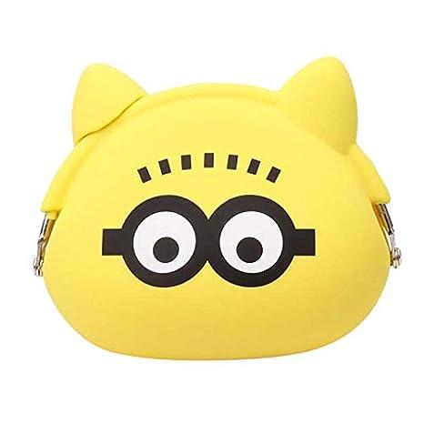 Remaxm Mini Adorable Niños Cartoon Wallet Portable 3D ...