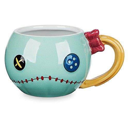 Disney Scrump Sculptured Mug Lilo & Stitch