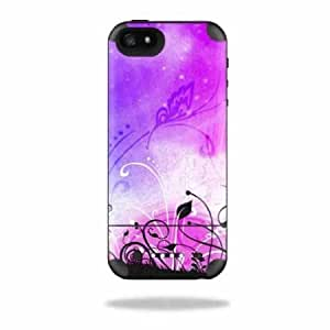 Bloutina Protective Vinyl Skin Decal Cover for Mophie Juice Pack Air iPhone 5 Apple iPhone 5 Battery Case Sticker Skins...