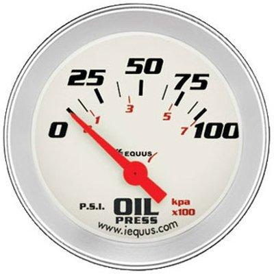 - 8264 - Equus 8264 Oil Pressure Gauge - Universal