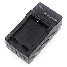 NP-FW50 Battery Charger for Sony Alpha 6000, 5000, 5100, ILCE-6000, ILCE-7, NEX-5T, NEX-6, NEX-5R, NEX-7, NEX-5, NEX-3N, NEX-3, NEX-C3, SLT-A37 Digital Camera and More with Foldable Plug