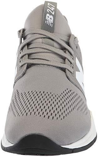 247v2 Para New marblehead Gris Balance white Zapatillas Eg Hombre fzwR6qw