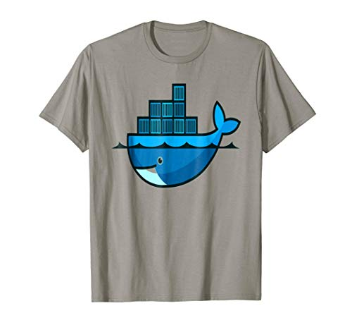 Womens Dockers - Docker T Shirt Logo