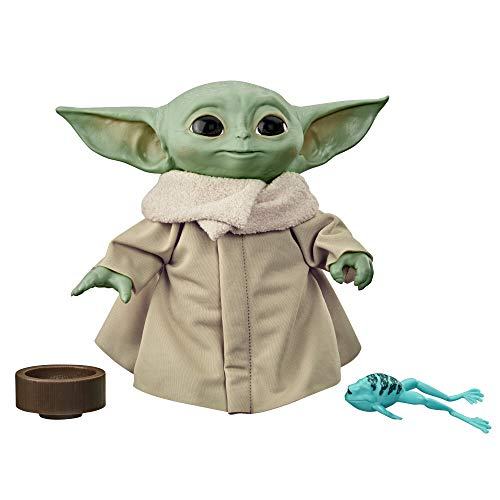 🥇 Star Wars – The Child juguete de peluche que habla