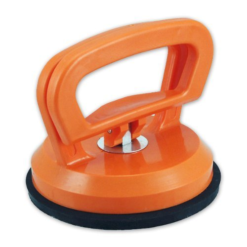 Ind Tools 4-1/2' Dent Puller Suction Cup Handle - 80 Lbs Lift - Glass, Sheet Metal