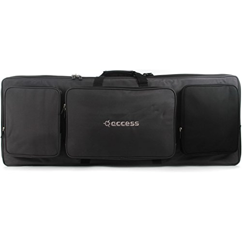 Access Virus TI Keyboard Deluxe Bag, Padded Bag Case for TI Synthesizers by Access