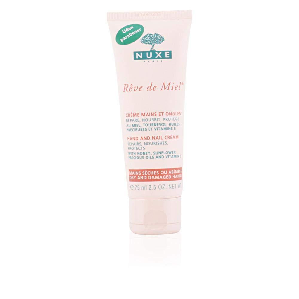 Amazon.com: NUXE Rêve de Miel Hand and Nail Cream, 1.5 oz: Nuxe ...