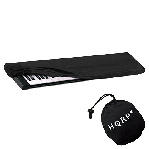 HQRP Elastic Keyboard Dust Cover for Roland V-Synth GT XP-10