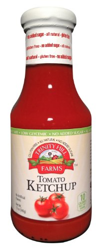 Ketchup Farms (TRINITY HILL FARMS KETCHUP GF NO SGR ADD, 12 OZ)