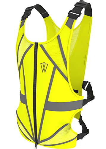 Reflective Mesh Vest Harness - 5