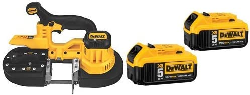 DEWALT 20V MAX Portable Band Saw, Tool Only DCS371B
