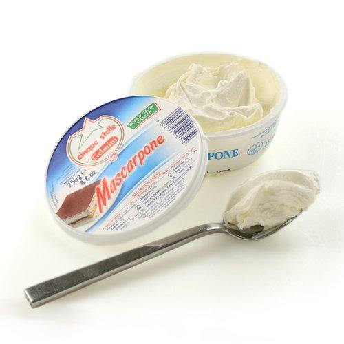 Mascarpone - 250 gram (8.8 ounce)