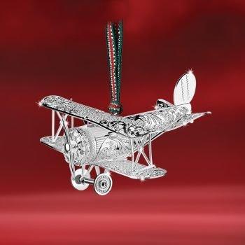 newbridge silverware ireland airplane hanging decoration 30