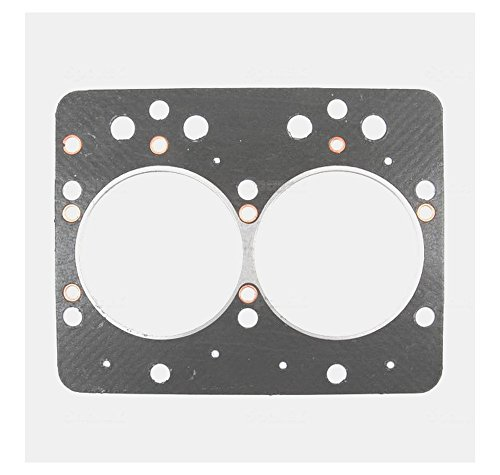 Sparex, S.59191 Gasket Set, Head, 102 Mm For Long Tractor 2610, 2610DTC, 2610SD, 2610SDDTC, 610, 610C, 610DT, 610DTE