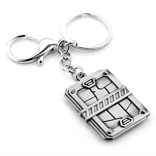 InspireMe Family Owned World of Warcraft Best Friends Keychain