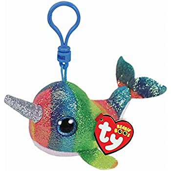 Amazon.com: Ty - Beanie Boo Clips Gilda -: Toys & Games
