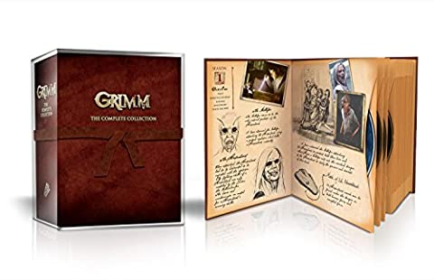 Grimm: The Complete Collection (Grimm Dvd Season 4)