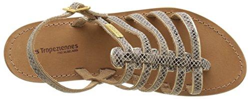 Sandals Par Donne Grey M Belarbi Belarbi Grigio Tropéziennes Delle serpent Gris M Di Gladiator Women's Le Erbario serpente Gladiatore Herbier Grigio Les Sandali Tropéziennes AwH7P