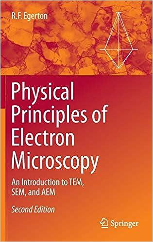 Physical Principles of Electron Microscopy: An Introduction to TEM, SEM, and AEM: Amazon.es: Egerton, R.F.: Libros en idiomas extranjeros