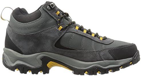 Columbia Mens Granite Ridge Mid Waterproof Hiking Shoe