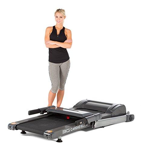 3G Cardio 80i Fold Flat Treadmill