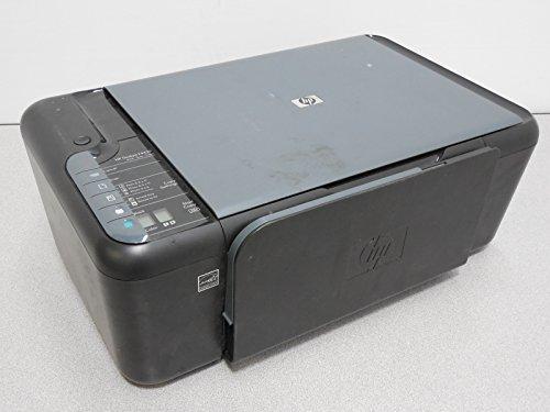 HP Deskjet F4435 All-in-One Printer - Black (CB750A#1HA) by Hewlett Packard