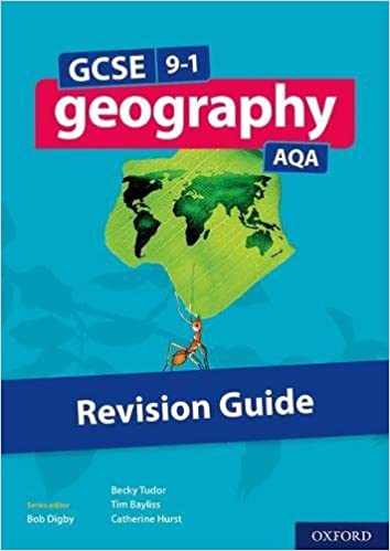GCSE 9-1 Geography AQA Revision Guide: Amazon co uk: Tim