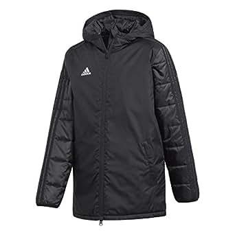 Amazon.com: adidas Youth Soccer Condivo 18 Winter Jacket