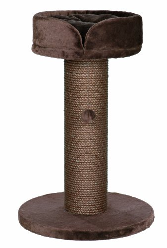 Trixie-Pepino-Scratching-Post-89cm-Brown-Floor-Area--58-Heightcm