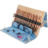 Knitter's Pride Ginger Interchangeable Knitting Needles Set 13-Pairs Deal