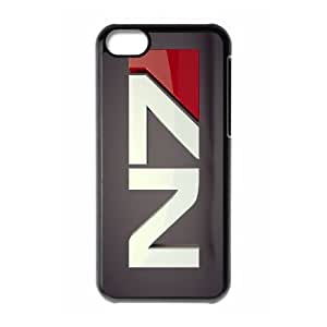 Mass Effect For iPhone 5C Csae protection Case DH571273