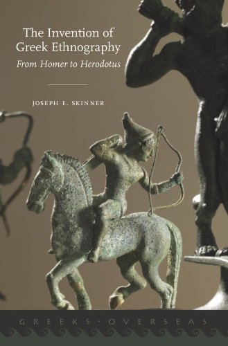 Download The Invention of Greek Ethnography: From Homer to Herodotus (Greeks Overseas) Pdf