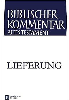 Samuel (Biblischer Kommentar Altes Testament)